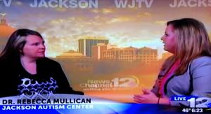 Jackson Autism Center   Dr Rebecca Mullican   WJTV   Segment 3   YouTube