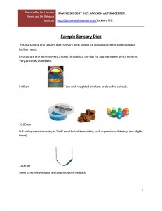 Sample Sensory Diet_Page_1